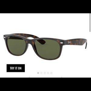 Ray-band New Wayfarer